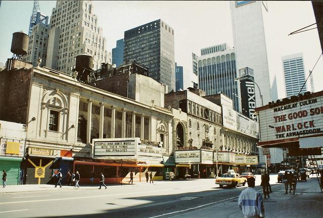 Times Square Theatre