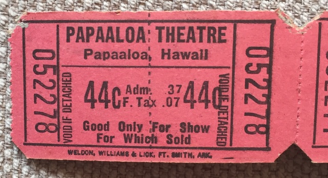 Papaaloa Theatre