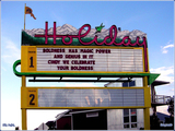 Holiday Drive-In .. Boulder Colorado
