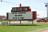 Blue Moonlight Drive-In