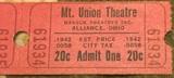 Mt. Union Theatre