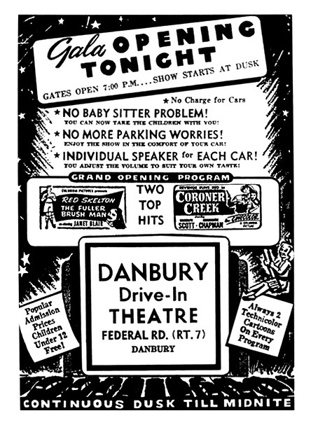 Danbury Drive-In