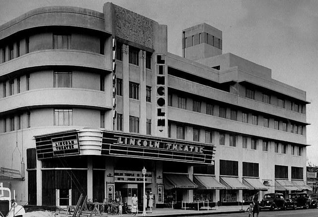 lincoln theatre in miami beach fl cinema treasures