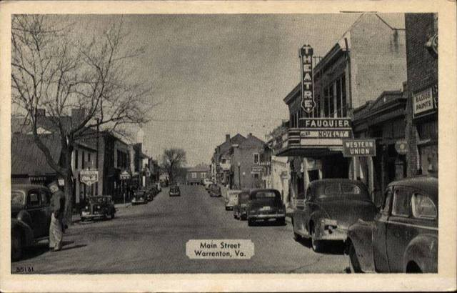 Circa 1936 postcard courtesy of Karen Draddy.