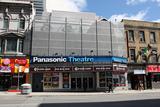 New Yorker Theatre (facade)/Panasonic Theatre, Toronto, Ontario, Canada