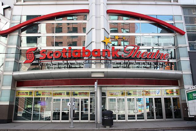 Scotiabank Theatre, Toronto, Ontario, Canada