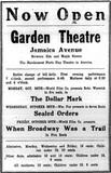 Movie Bill Display Ad - 1914-10-22 Leader-Observer