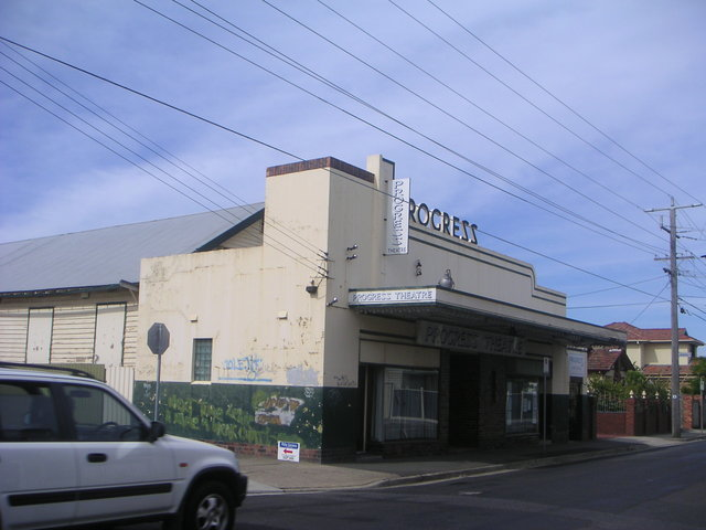 Progress Cinema