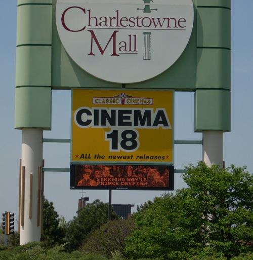 Charlestowne 18 Theatre
