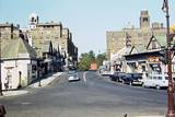 Mid `50's shot of Lefferts Blvd. courtesy of the AmeriCar The Beautiful Facebook page.