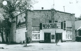 1952 real estate card photo of Southlawn Theater