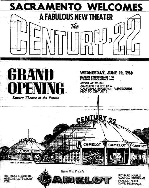 Century 22 Grand Opening