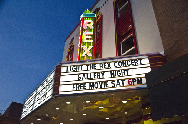 The REX Theater