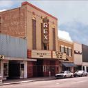 Rex Theatre ... Pensacola Florida .. 1986
