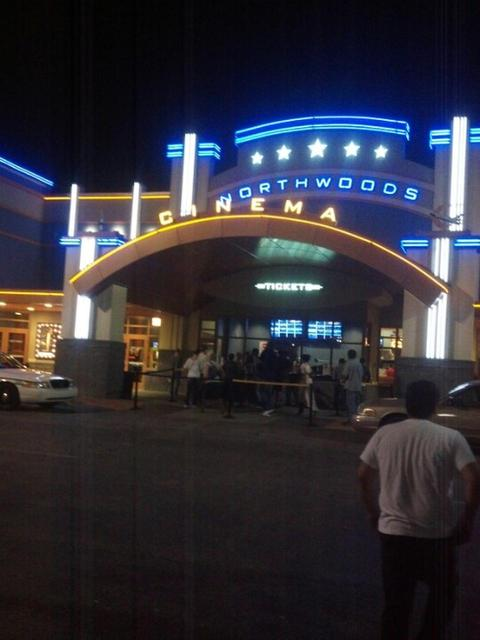 Regal Cinemas Northwoods 14 - Henderson Pass, San Antonio, Texas - Rated based on Reviews