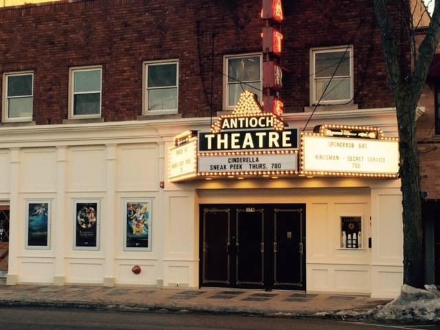 ANTIOCH Theatre; Antioch, Illinois.