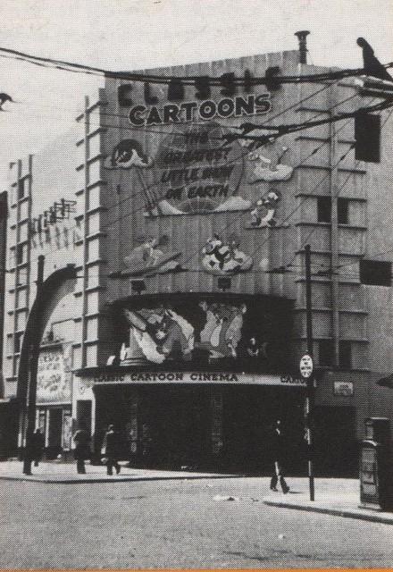 Classic Cartoon Cinema
