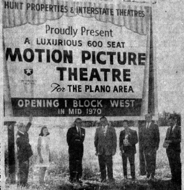 Collin Creek Cameo Theater