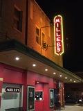 Miller's Theatre Neon Sign