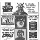 Detroit Free Press ad for the ADMIRAL and several other theatres