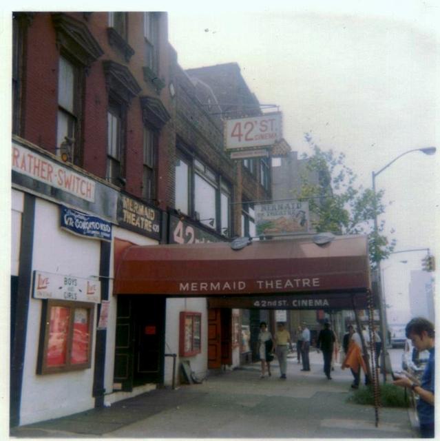 42 St. Theatre-1969