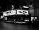 Rivoli Theatre &quot;Can Can&quot; engagement