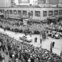 War Bond Drive, September 1943. Sun-Times Photo.