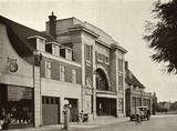 The Palace, Letchworth late 1920s or early 1930s.