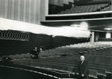 <p>Auditorium (actors' left) from the stage.</p>