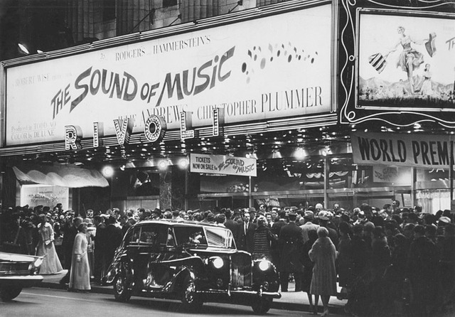 "Rivoli Theatre ""Sound of Music"" engagement"