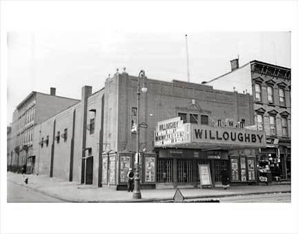 Willoughby Theater