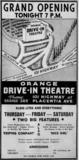 Orange Drive-In