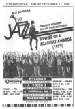 Toronto Star ad for All That Jazz - Hyland ll