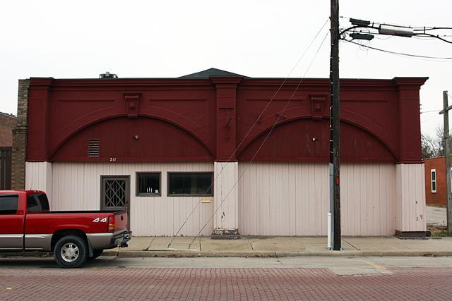 Grand Theatre, Carlinville, IL