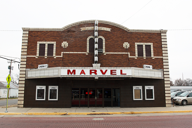 Marvel Cinema, Carlinville, IL