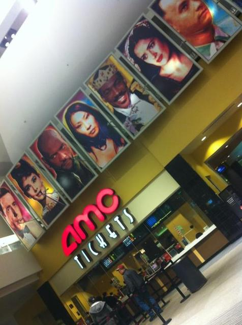 Amc movie theaters in san jose