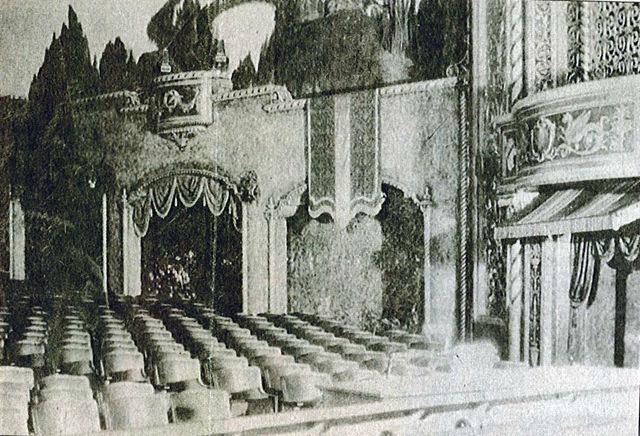 DU PAGE Theatre; Lombard, Illinois.