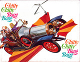 "SOUVENIR PROGRAM ""CHITTY CHITTY BANG BANG"" - NORTOWN THEATRE"