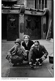 April 30, 1927, Mary Pickford and Douglas Fairbanks leave their mark outside Grauman's Chinese Theatre