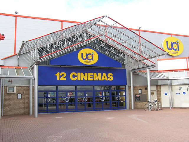 Odeon Fort Kinnaird Edinburgh
