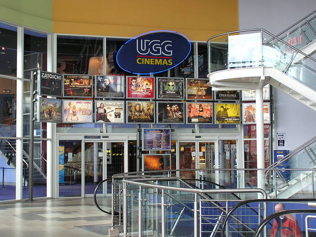 Cineworld Cinema - Edinburgh