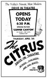 Citrus Drive-In