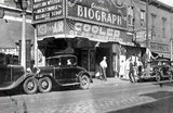 BIOGRAPH Theatre; Chicago, Illinois.