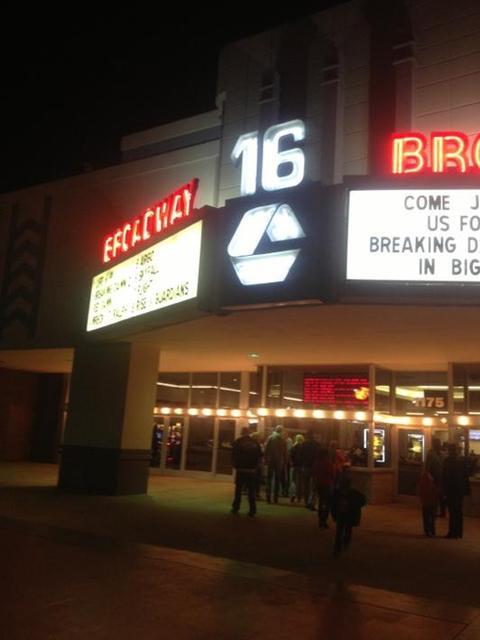 AMC Broadway 16