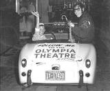 M.T. Graves going to the Olympia Theatre Miami, Fla. Courtesy of Kevin Vandenbroek