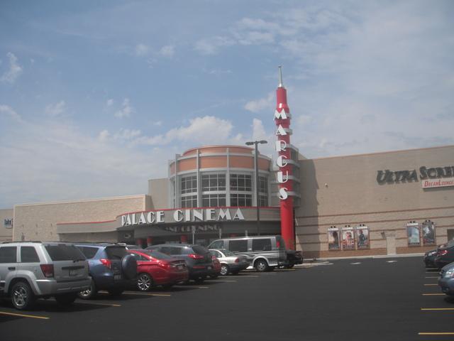 Palace Cinema Sun Prairie