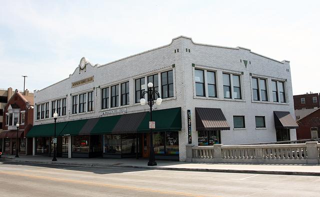 Aurora Theatre, Aurora, IL (13 Fox Street)