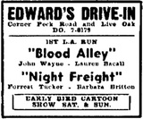 Edwards Drive-In