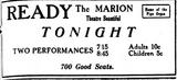 Marion Theatre
