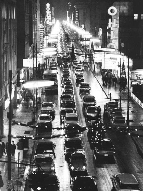 Mid `60's photo courtesy of the Back In The Good Old Days Facebook page.